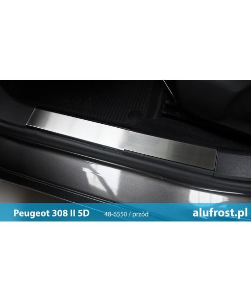 Interior door sills PEUGEOT 308 II 5D