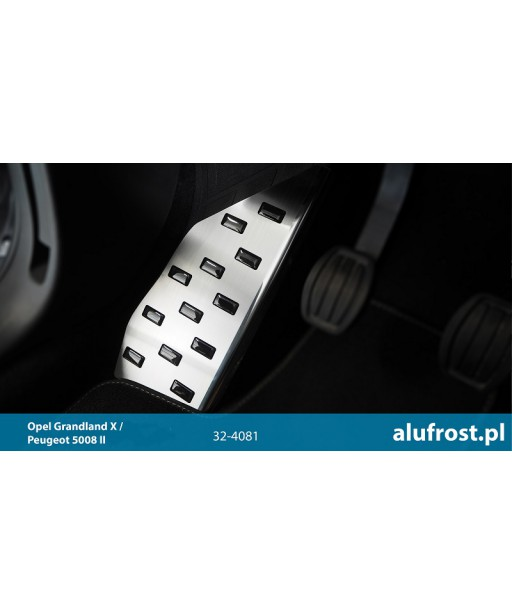 Left foot rest plate OPEL GRANDLAND X / PEUGEOT 5008 II