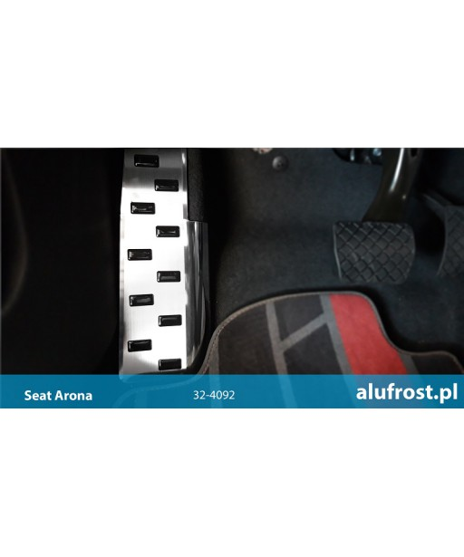 Left foot rest plate SEAT ARONA