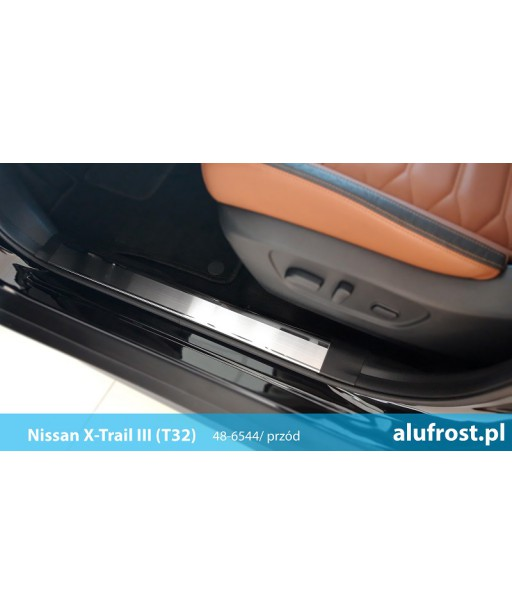 Interior door sills NISSAN X-TRAIL III (T32)