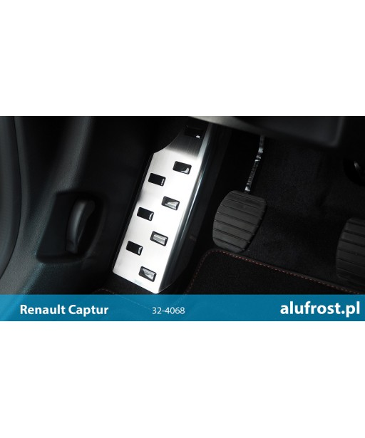 Left foot rest plate RENAULT CAPTUR