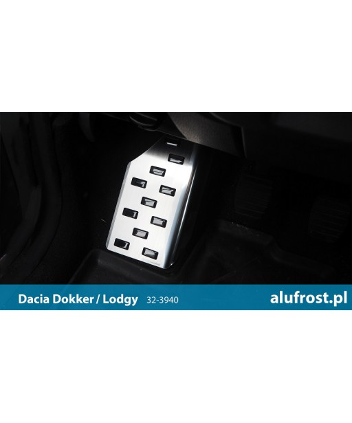 Left foot rest plate DACIA DOKKER | LODGY