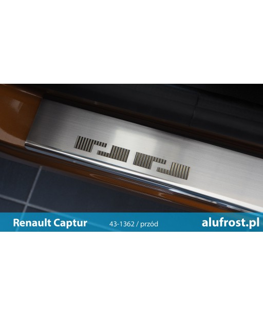 Door sills RENAULT CAPTUR I
