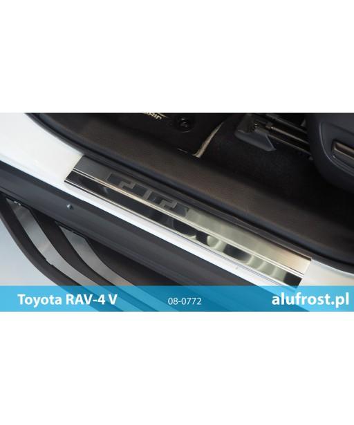Door sills TOYOTA RAV-4 V