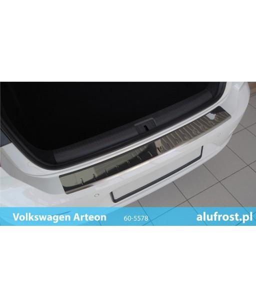 Rear bumper protector (mirror) VOLKSWAGEN CRAFTER II