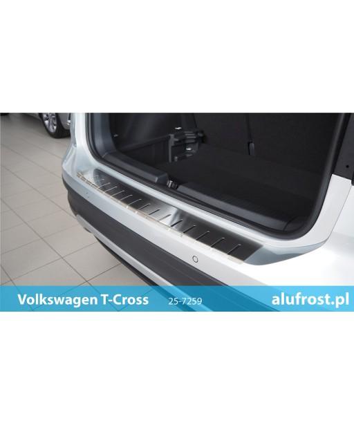 Rear bumper protector VOLKSWAGEN T-CROSS