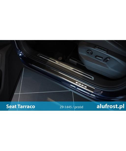 Seuil de porte + fibre en carbone SEAT TARRACO