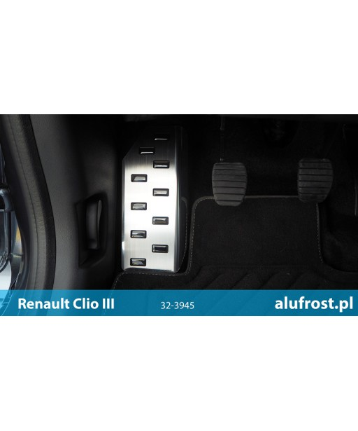 Left foot rest plate RENAULT CLIO III
