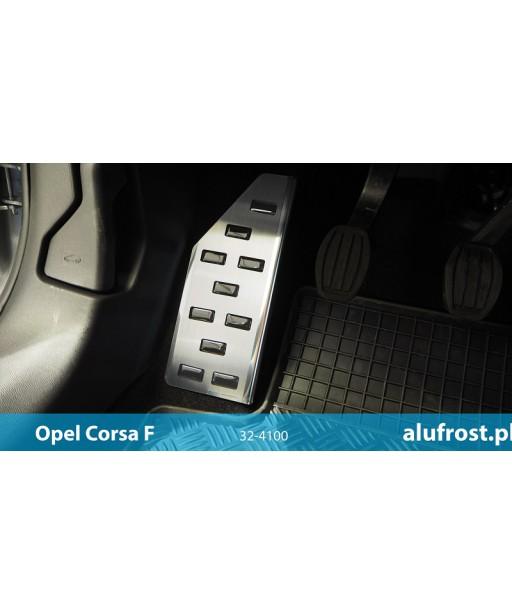 Left foot rest plate OPEL CORSA F