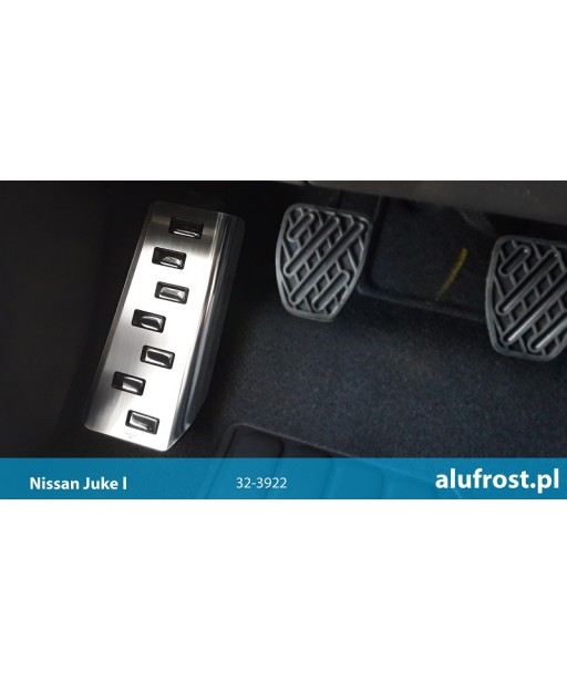 Left foot rest plate NISSAN JUKE I